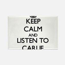 Keep Calm and listen to Carlie Magnets