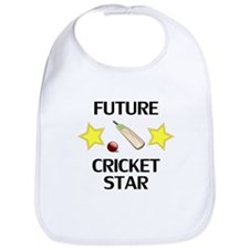 Future Cricket Star Bib