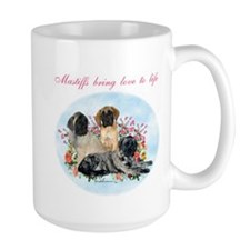 Mastiffs bring Mug