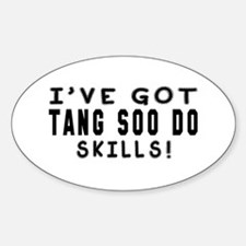 Tang Soo Do Skills Designs Decal
