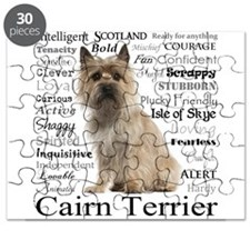 Cairn Terrier Traits Puzzle