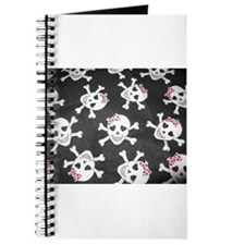 pirate girl Journal