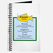 Pisces-Zodiac Sign Journal