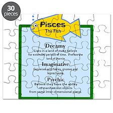 Pisces-Zodiac Sign Puzzle