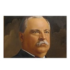 Grover Cleveland Postcards (Package of 8)
