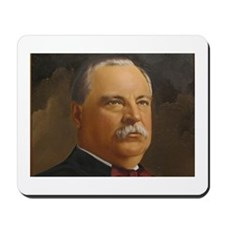 Grover Cleveland Mousepad