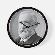 Benjamin Harrison Wall Clock