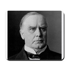 William McKinley Mousepad