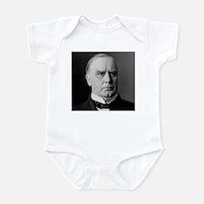 William McKinley Infant Bodysuit