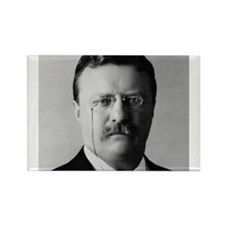 Theodore Roosevelt Rectangle Magnet