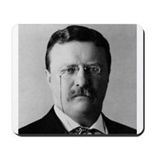 Theodore Roosevelt Mousepad