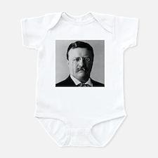 Theodore Roosevelt Infant Bodysuit