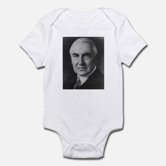 Warren G. Harding Infant Bodysuit