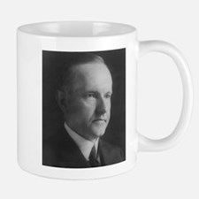 Calvin Coolidge Small Small Mug