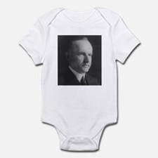 Calvin Coolidge Infant Bodysuit
