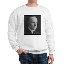 Calvin Coolidge Sweatshirt