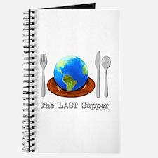 Last Supper - Dinner (color) Journal