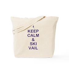 SKI VAIL Tote Bag