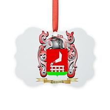Dominik Ornament