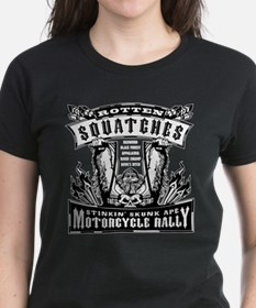 Rotten Squatches Stinkin Skunk Ape Motorcycle Rall