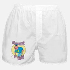 MY DAUGHTER THE COP Boxer Shorts