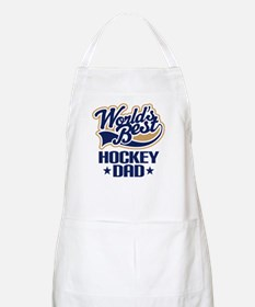 Hockey Dad (Worlds Best) Apron