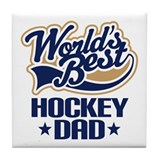 Hockey dad Drink Coasters