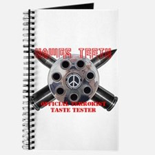Funny Peace firepower Journal