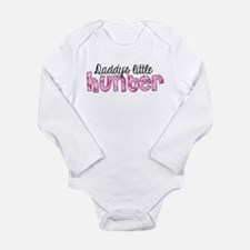 Daddys Little Hunter Body Suit