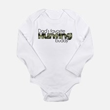 Dads Favorite Hunting Buddy Body Suit