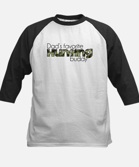 Dads Favorite Hunting Buddy Baseball Jersey