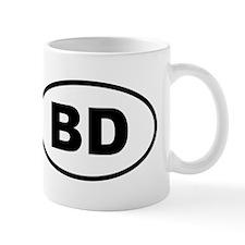 Bangladesh BD Mugs
