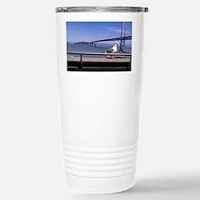 Bay Bridge & Friend Travel Mug