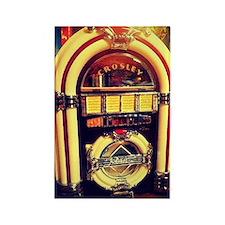 1947 Crosley Jukebox Rectangle Magnet