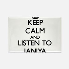 Keep Calm and listen to Janiya Magnets