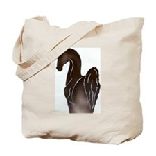 Saddlebred Pose Tote Bag