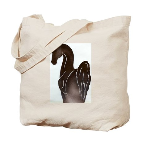 Saddlebred Pose Tote Bag
