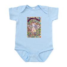 Spring Hearts Cancer Angel Infant Bodysuit