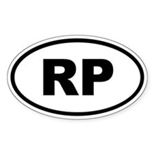 Philippines RP Decal