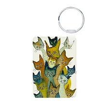 Kalamazoo Stray Cats Keychains