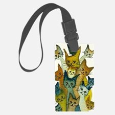 Kalamazoo Stray Cats Luggage Tag