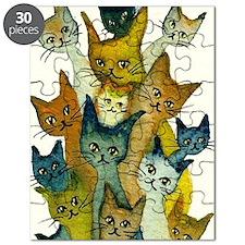 Kalamazoo Stray Cats Puzzle