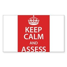 Assess Decal