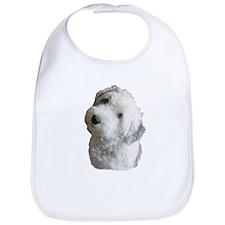 Sheepdog Puppy Bib
