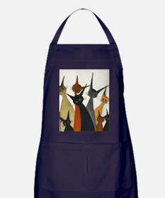 Irvine Stray Cats Apron (dark)