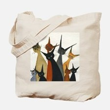 Irvine Stray Cats Tote Bag