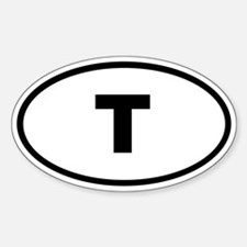 Thailand T Decal