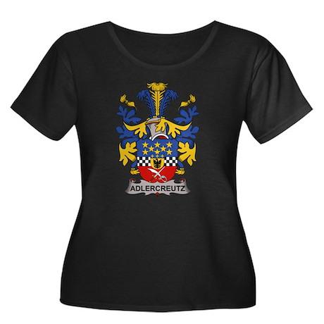 Adlercreutz Family Crest Plus Size T-Shirt