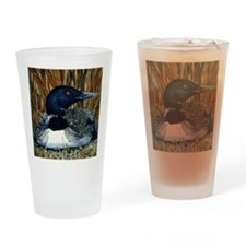 Anderson Loon Drinking Glass