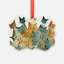Charlottesville Stray Cats Ornament